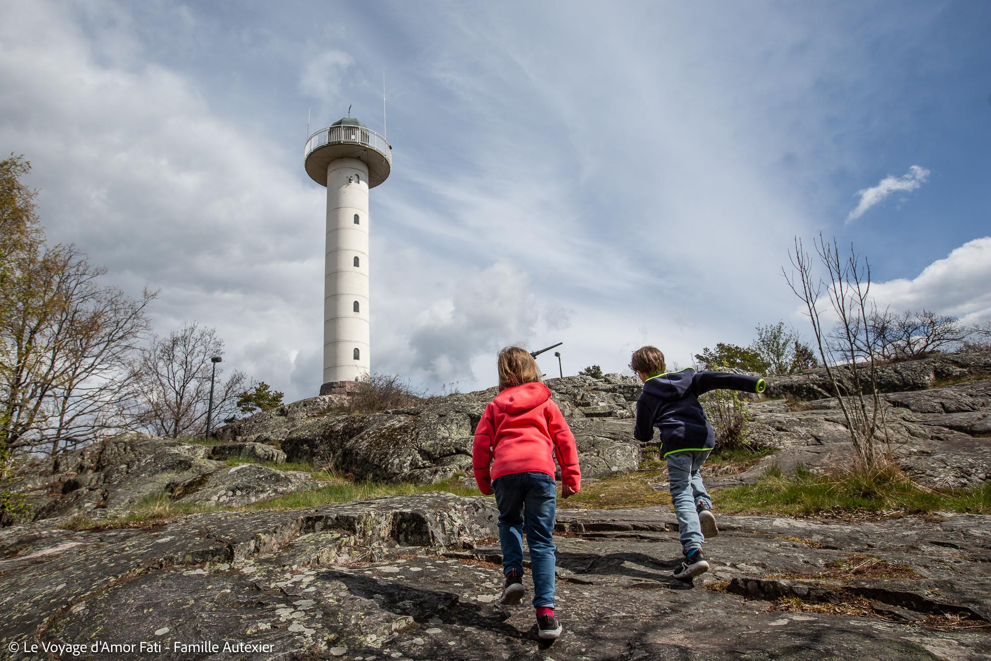Västervik Suède Voyage Amor Fati Famille Autexier